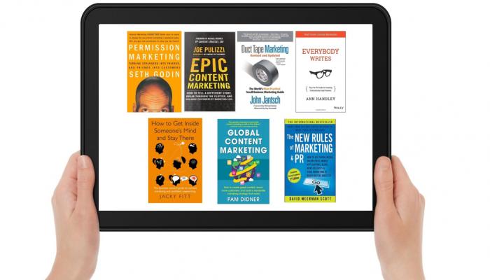 7 Content Marketing Books Every Entrepreneur Should Read